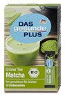 DAS gesunde PLUS Matcha Grüner Tee Instant