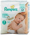 Pampers premium protection new baby sensitive Gr. 1 (2-5 kg)