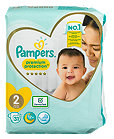 Pampers premium protection Windeln Gr. 2 (4-8 kg)