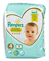 Pampers premium protection Windeln Gr. 4 (8-16 kg) Value Pack