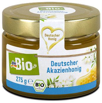 dmBio Deutscher Akazienhonig