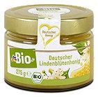 dmBio Deutscher Lindenblütenhonig