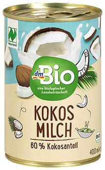 dmBio Kokosmilch