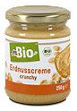 dmBio Erdnusscreme crunchy