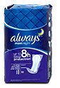 always Maxi Night Protection Binden
