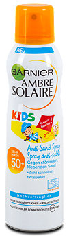 Garnier Ambre Solaire Kids Anti-Sand Spray LSF 50+