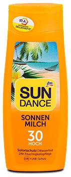 SUNDANCE Sonnenmilch LSF 30