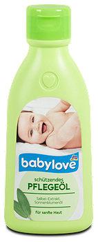 babylove schützendes Pflegeöl