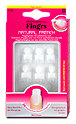 Fing'rs Natural French Nagelspitzen