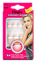 Fing'rs Smart Girl French Manicure Kunstnägel