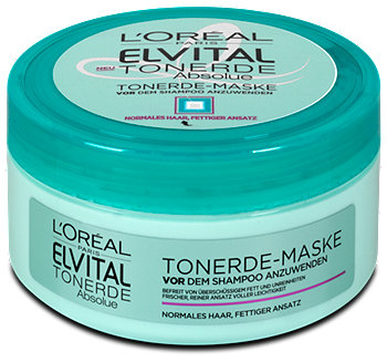 Elvital Tonerde Absolue Haarmaske
