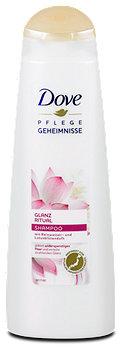 Dove Pflegegeheimnisse Glanz Ritual Shampoo Reiswasser & Lotus