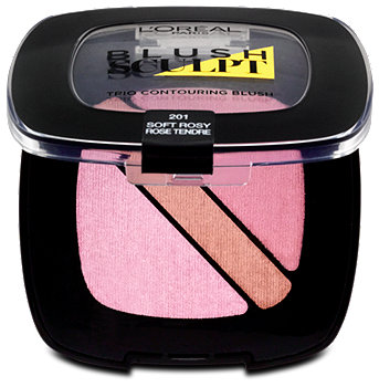 L'Oréal Paris Blush Sculpt Trio Contouring Blush