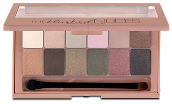 Maybelline The blushed Nudes Lidschatten Palette