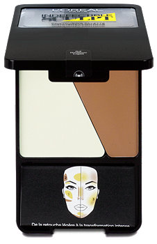 L'Oréal Paris Indefectible Sculpt Contouring Palette