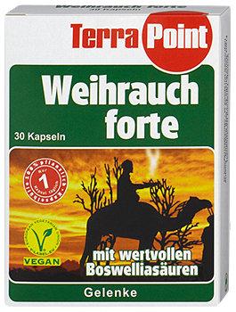 TerraPoint Weihrauch forte Gelenke Kapseln
