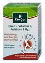 Kneipp Eisen + Vitamin C, Folsäure & B12 Lutschtabletten