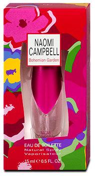 Naomi Campbell Bohemian Garden EdT