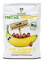 Freche Freunde Banane & Himbeere Knackige Fruchtstückchen