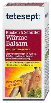 tetesept Rücken & Schulter Wärme-Balsam