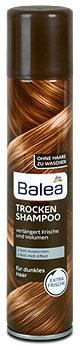 Balea Trockenshampoo für dunkles Haar
