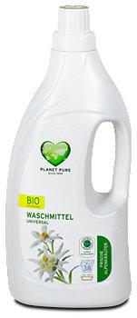 Planet Pure Bio Waschmittel Universal Frische Alpenkräuter
