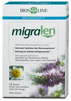 Bios Line Gelassenheit Mutterkraut Migra Len