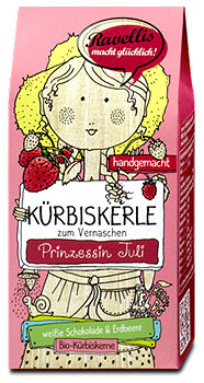 Ravellis Kürbiskerle Prinzessin Juli