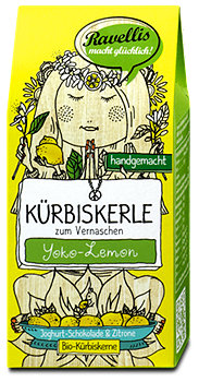 Ravellis Kürbiskerle Yoko-Lemon