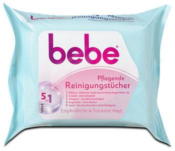 bebe Young Care 5in1 pflegende Reinigungstücher