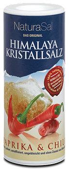 NaturaSal Himalaya Kristallsalz Paprika & Chili