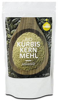 Fandler Bio Kürbiskernmehl teilentölt