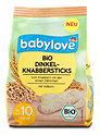babylove Bio Dinkel-Knabbersticks