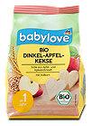 babylove Bio Dinkel-Apfel-Kekse