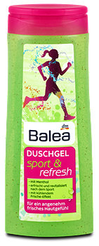 Balea Duschgel sport & refresh