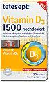 tetesept Vitamin D3 1500 hochdosiert