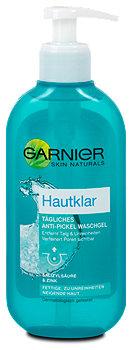 Garnier Hautklar Tägliches Anti-Pickel Waschgel