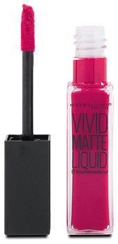 Maybelline Vivid Matte Liquid Lipgloss