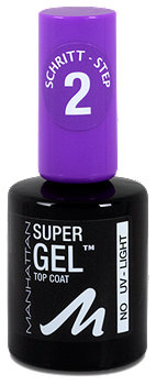 Manhattan Super Gel Top Coat