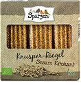 drei Spatzen Knusper-Riegel Sesam Krokant