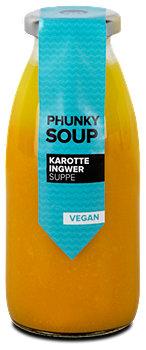 Phunky Monkey Suppe Karotte Ingwer