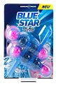 Blue Star Blau-Aktiv WC-Spüler Blüten Frische