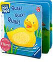 Ravensburger ministeps Babybuch Quak!