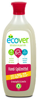 Ecover Geschirrspülmittel Granatapfel & Limette