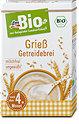dmBio Grieß Getreidebrei