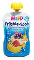 Hipp Früchte-Spaß Himbeere-Traube in Apfel-Banane mit Hafer