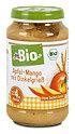 dmBio Apfel-Mango mit Dinkelgrieß