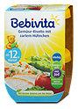 Bebivita Menü Gemüse-Risotto mit zartem Hühnchen