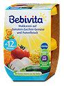 Bebivita Menü Makkaroni Tomaten, Gemüse und Putenfleisch