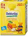 Bebivita Kinder Spaß Vollkorn in Apfel-Banane